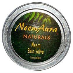 NeemAura Naturals, Neem Skin Salve 1 oz