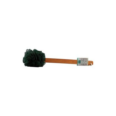 Earth Therapeutics Feng Shui Mesh Body Brush Wood - 1 Brush