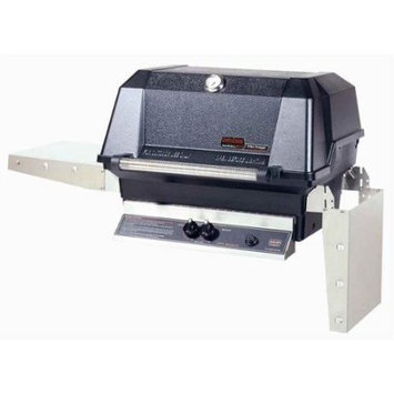 Mhp Grills 40000 BTU LP Gas Grill Head w Stainless Cooking Grids