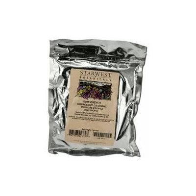Starwest Botanicals Organic Comfrey Root C/S