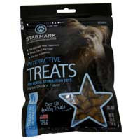 Star Mark Interactive Treats, 5.5 oz. ()