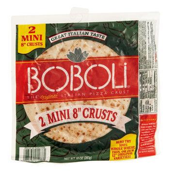 Boboli Pizza Crust Italian Mini 8