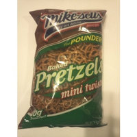 Mike-sell's Mike-sells Baked Mini Twists, 16oz (Pack of 4)
