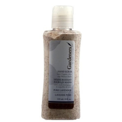 Upper Canada Gardeners Pure Lavender Hand Scrub, 4 Fluid Ounce (Pack of 2)