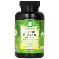 Emerald Laboratories Blood Sugar Health Vegetable Capsules, 60 Count