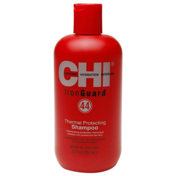 CHI 44 Iron Guard Thermal Protecting Shampoo, 12 fl oz