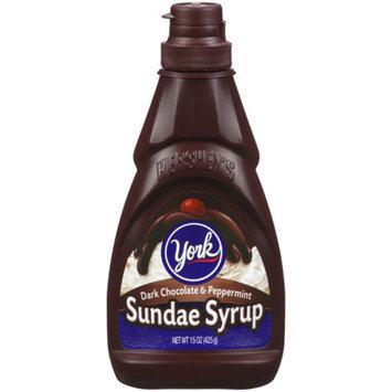 York Dark Chocolate Syrup
