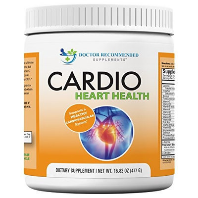 Axiom Nutraceuticals Cardio Heart Health L-Arginine and L-Citrulline Supplement