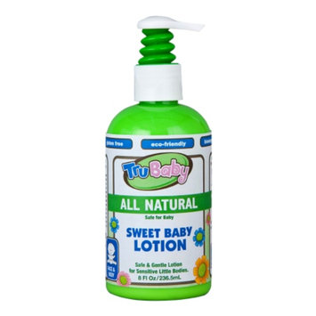 TruBaby Sweet Baby Daily Lotion, Fresh Citrus, 8 fl oz
