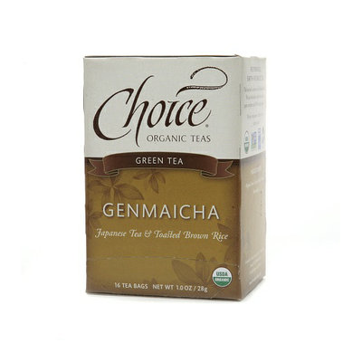 Choice Organic Teas Green Tea Genmaicha