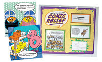 Educational Insights Math Vocabulary Comic Relief Grades 4 6