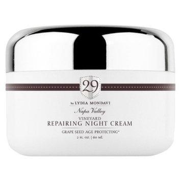 29 by Lydia Mondavi 29 Vineyard Repairing Night Cream - 2 oz
