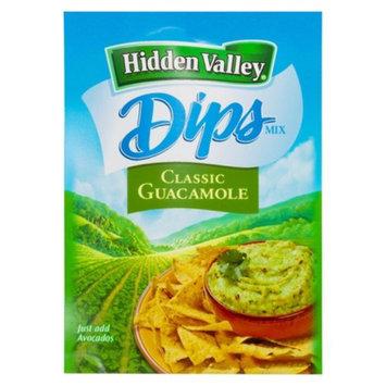 Hidden Valley Classic Guacamole Dips .9 oz