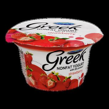 Norman's Nonfat Greek Yogurt Strawberry
