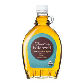 Archer Farms Simply Balanced Organic Pure Maple Syrup 12 oz