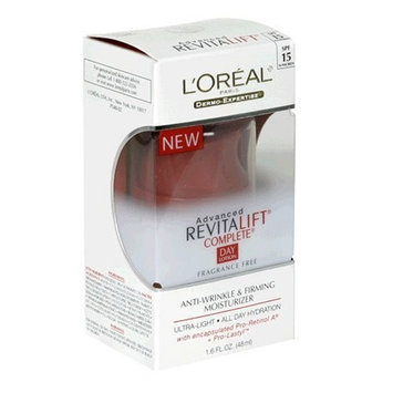 L'Oréal Paris Advanced RevitaLift Complete Day Lotion, Fragrance-Free