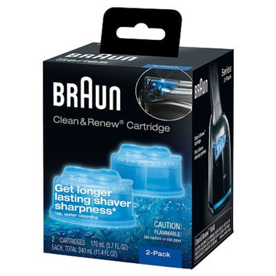 Braun Clean & Renew Cartridge Refill