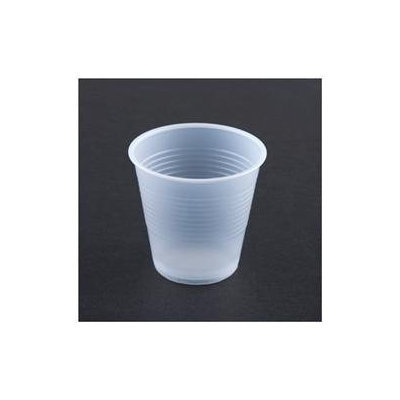 Dart Container Plastic Cups 5 Oz Cold, Clear, Pack of 2500