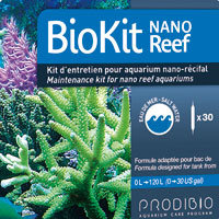 Hydor Prodibio Biokit Nano Reef Maintenance Kit, Pack of 30 Vials ()
