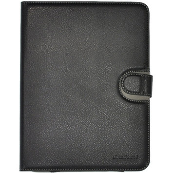 Gear Head UNV2000BLK-8 Leather-Style Universal Portfolio/Stand for 8