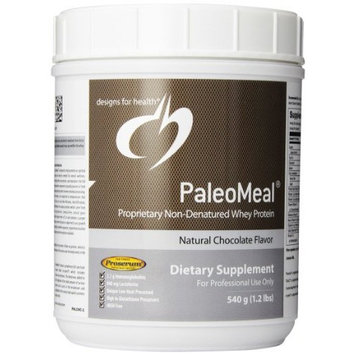 Paleomeal Powder Drink Mix Chocolate-540g by Designs for Health