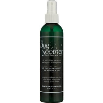 BUG SOOTHER Simply Soothing A157 8 oz. All Natural Bug Repellent [1]