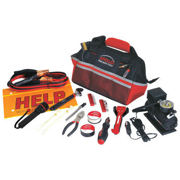 Apollo Precision Tools 53-Pc. Roadside Tool Set