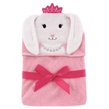 Hudson Baby Princess Bunny Animal Hooded Towel - Infant