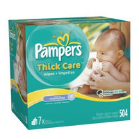 Pampers Thick Care Touch of Chamomile Wipes
