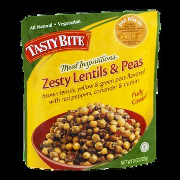 Tasty Bite Meal Inspirations Zesty Lentils & Peas