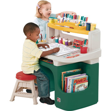 Step 2 Art Master Activity Desk - STEP 2 CORPORATION
