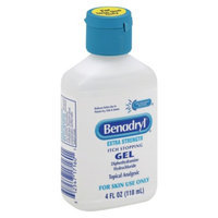 Benadryl Itch Stopping Gel