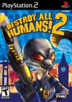 Pandemic Studios Destroy All Humans! 2