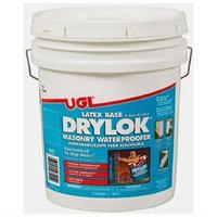 United Gilsonite Laboratories 27515 5 Gallon Latex Base Drylok Masonry Waterproofer, White
