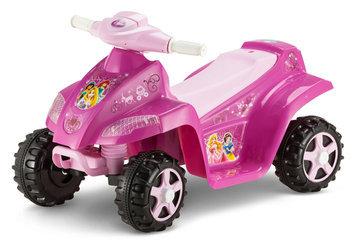 Kid Trax Princess OPP Toddler Quad 6V Battery Powered ATV