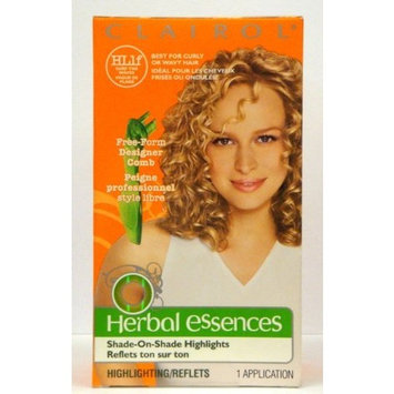 Clairol Herbal Essences Shade-on-shade Highlights HL1f Surf the Waves, Cool Blonde (Pack of 2)