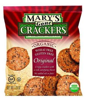 Mary's Gone Crackers CRACKER, OG2, ORIGINAL, (Pack of 25)
