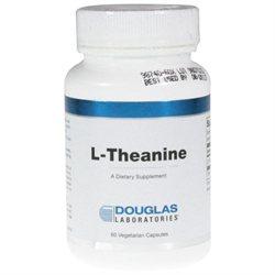 Douglas Laboratories - L-Theanine - 60 Vegetarian Capsules