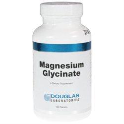 Douglas Laboratories - Magnesium Glycinate - 120 Tablets