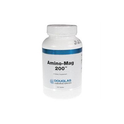 Health Yourself Amino-Mag 200 MG - 100 Tablets - Magnesium