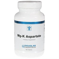Health Yourself Mg-K Aspartate - 100 Tablets - Magnesium