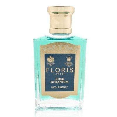 Floris Rose Geranium by Floris London 1.7 oz Bath Essence