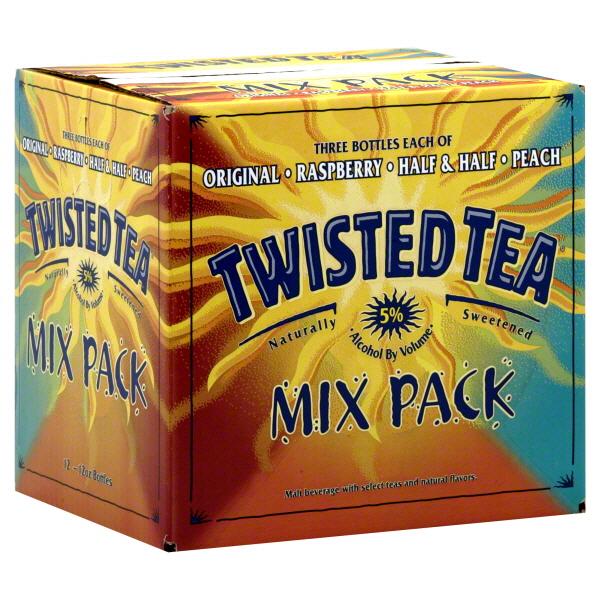 Twisted Tea Malt Beverage Assorted