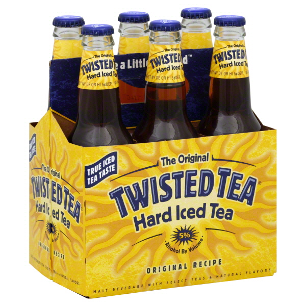 The Original Twisted Tea Hard Iced Tea