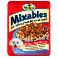 Mixables for Small to Medium Dogs Grandma's Country Stew