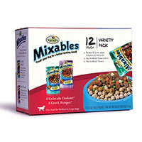Mixables Variety Packs for Medium to Large Dogs, Pack of 12, Colorado Cookout and Greek Banquet