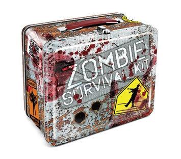 Aquarius Zombie Survival Lunchbox