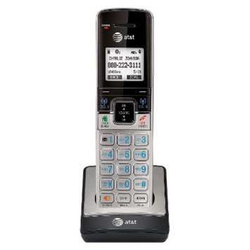 AT&T DECT 6.0 Plus Digital Cordless Expansion Handset - Black/Silver