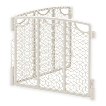 Evenflo Gate Extensions Light Off-white, Ivory