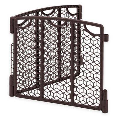 Evenflo Gate Extensions Black Espresso (Brown)